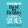 Women's Home Best In Beauty Winner 2015