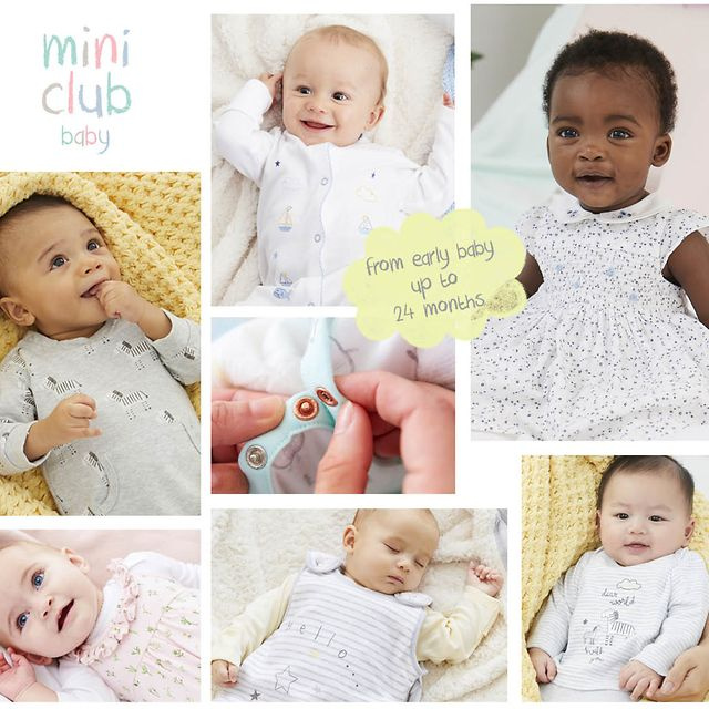 4a57a020142 Baby Clothes and Accessories From Mini Club - Boots Ireland