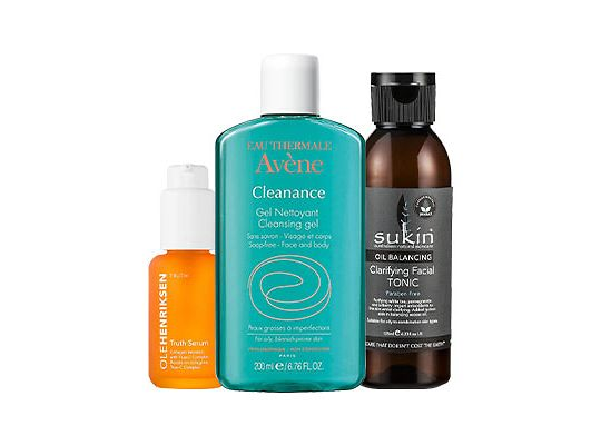 b7d0d7569b9 Discover oily skin essentials. Caring creams   lotions