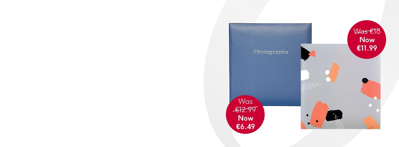 "Personalised large photo album 200 x 7x5/"" photos 60th birthday memory book."