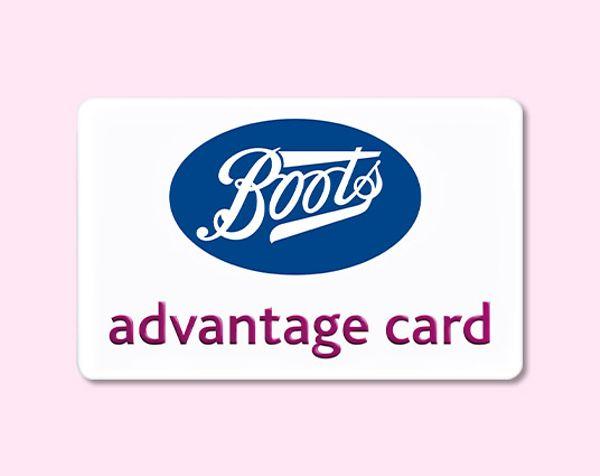 boots advantage card registration