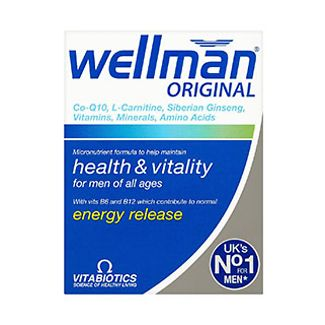 Wellman Original Health & Vitality Energy Release