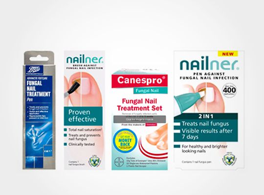 What Causes Toenail Fungus and How to Treat it   Boots Ireland