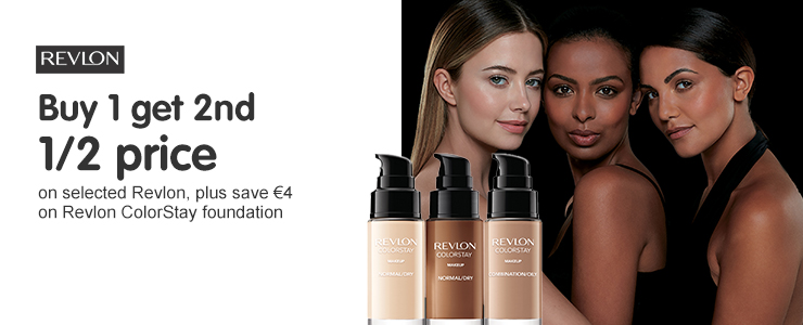 BOGSHP and save 4 on Revlon