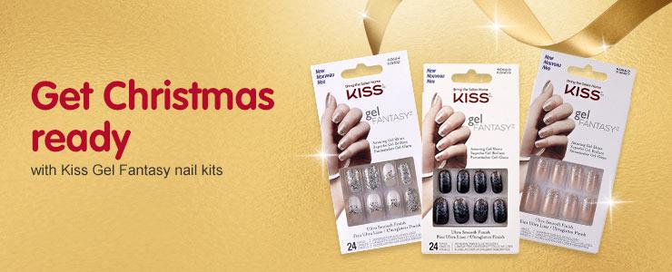 Kiss Fantasy Gel  Nails