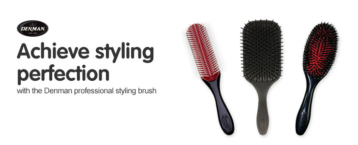 Denman Styling Brushes