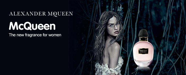 New Alexander McQueen Eau de Parfum