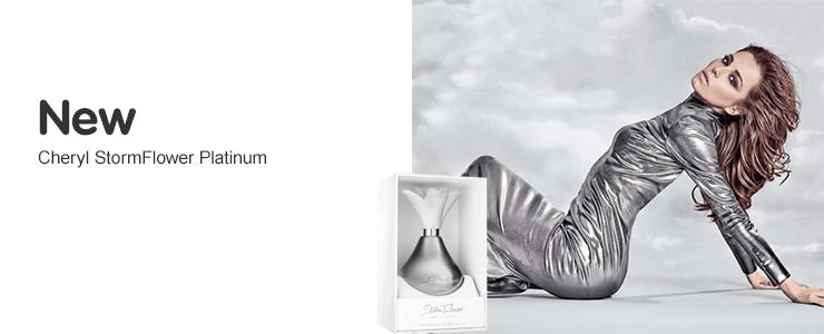 New Cheryl StormFlower Platinum