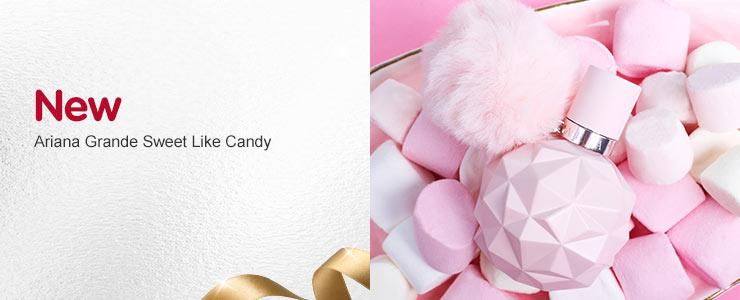 New Ariana Grande Sweet Like Candy