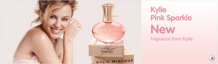 New Kylie Pink Sparkle