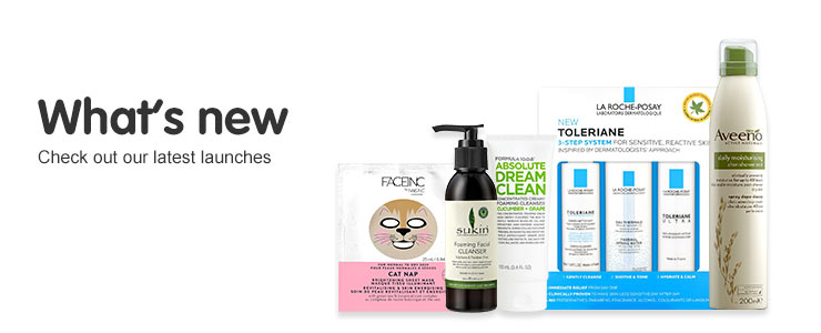 Skincare - Whats New
