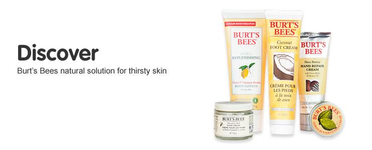Discover Burt's Bees