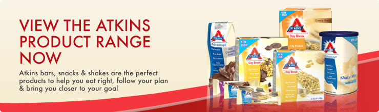 View the Atkins product range