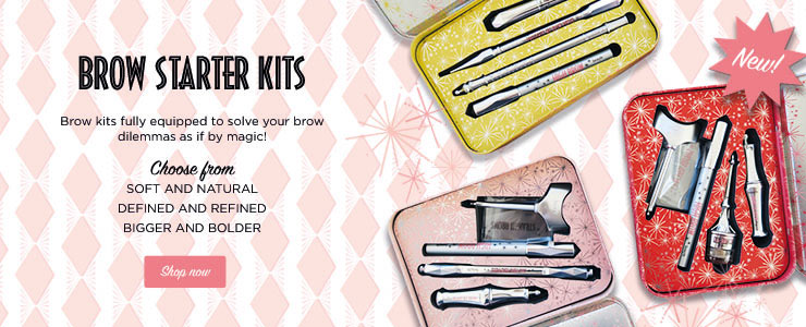 New Benefit Brow Kits
