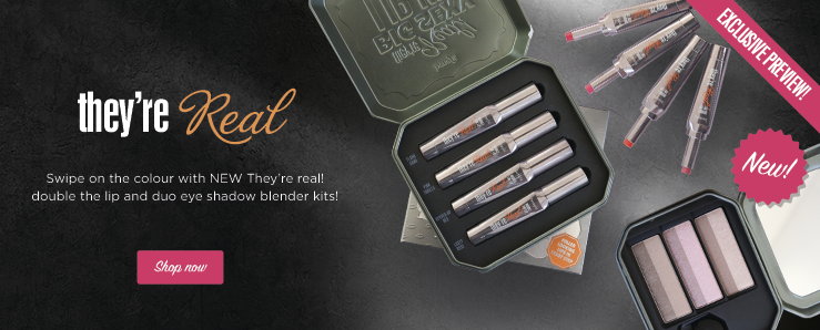 New Benefit Brow Kits Pre-Launch
