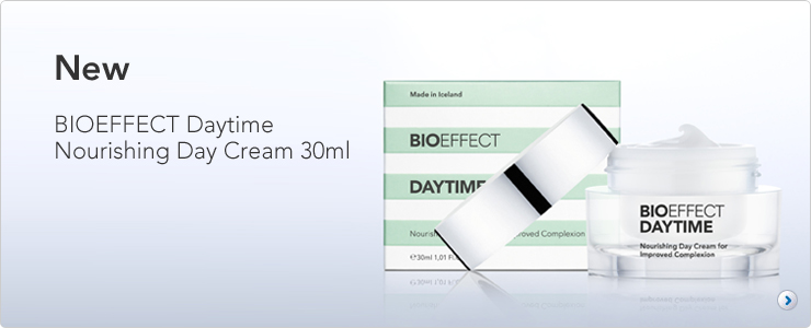New Bioeffect Daytime Cream