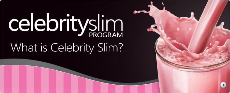 What is Celebrity Slim?