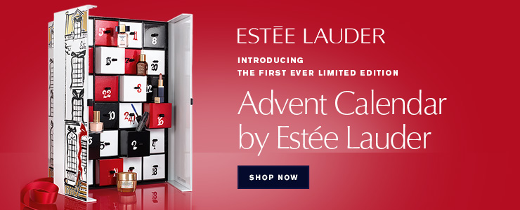 Estee Lauder Holiday Countdown Advent Calendar