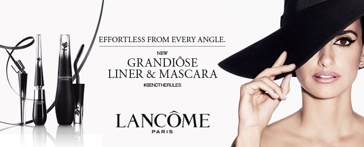 New Lancome Grandiose Liner and Mascara