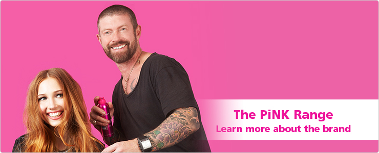The Pink Range: Learn more abou the brand