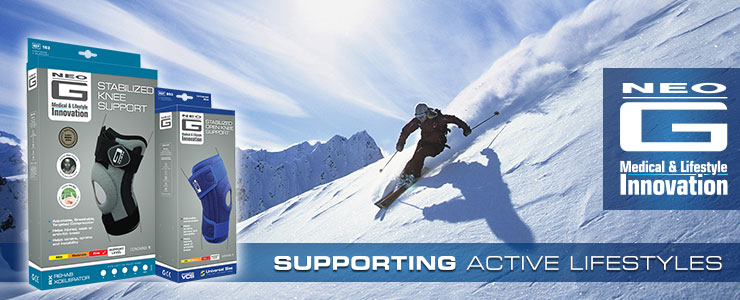Neo G Supporting Active Lifestyles