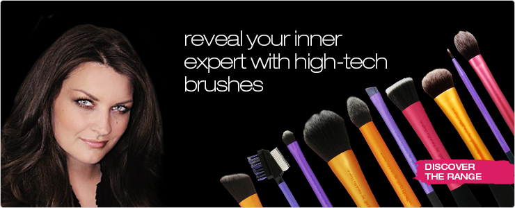 real techniques make up brushes by samantha chapman