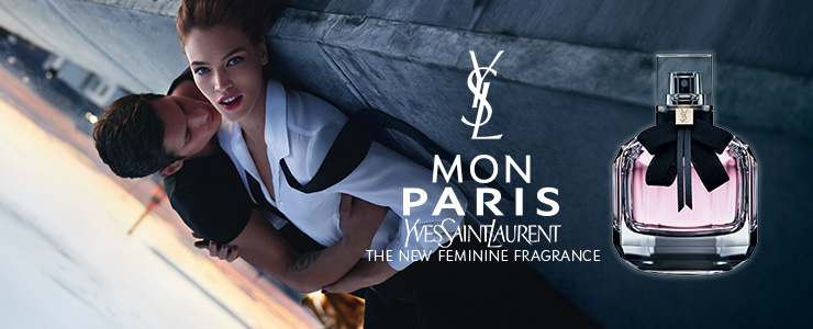 New Yves Saint Laurent Mon Paris