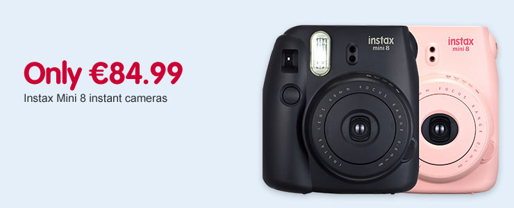 Only 32 Euros on selected Lexibook cameras