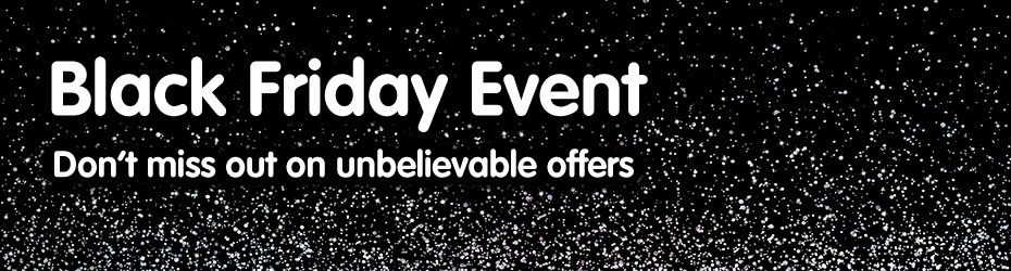 Don't miss out on unbelievable offers from 27 November, both online & in store!