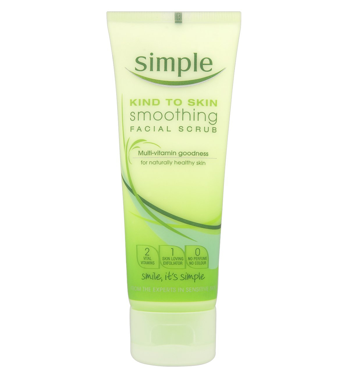 Simple Soothing face cleanse