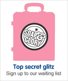 Soap and Glory Waiting List