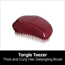 Tangle Teezer Thick and Curly Hair Detangling Hair Brush