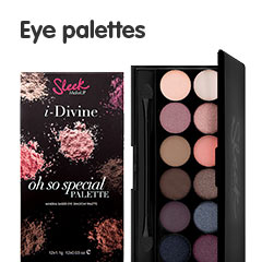 Eye palettes