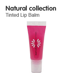 Natural Collection tinted lip balm