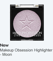 Makeup Obsession highlighter moon