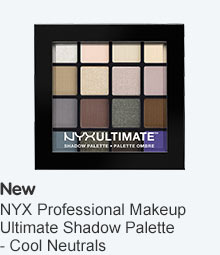 NYX Ultimate Palette  - cool neutrals
