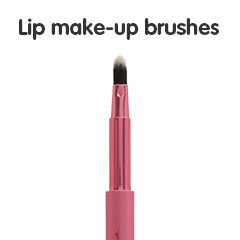 lip make-up brushes