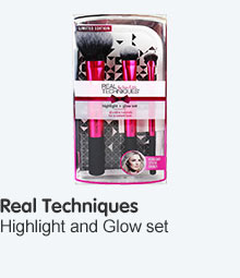Discover the Real Techniques Highlight and Glow Set