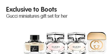 Exclusive to Boots