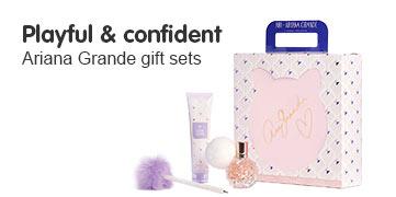 Ariana Grande gift sets