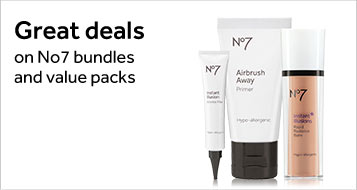 No7 bundles and value packs