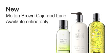 New Molton Brown Caju and Lime