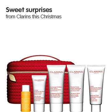 Clarins Christmas