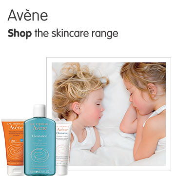 Shop the Avene skin care range now