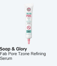 Soap and Glory Fab Pore T zone refining serum