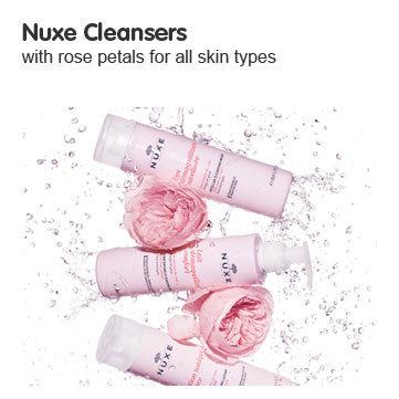 Nuxe Cleansers ROI