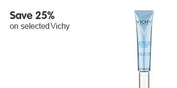 Vichy Save 25% ROI