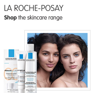 Shop the La Roche Posay skin care range