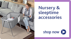 Nursery and sleeptime accessories