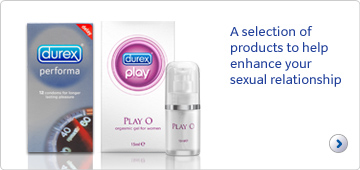 A selection of products to help enhance your sexual relationship